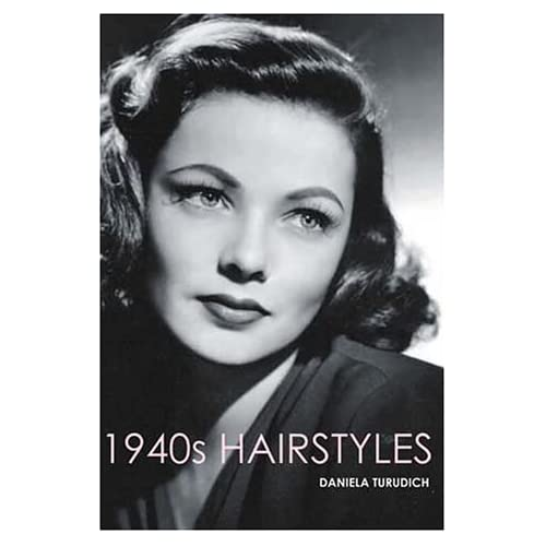 1940s hairstyles vintage living series. 1940s Hairstyles (Vintage Living Series)