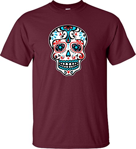 Adult Dia De Los Muertos The Day of The Dead T-Shirt