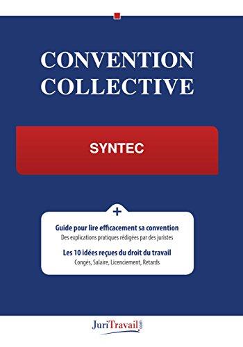 Convention Collective- Syntec