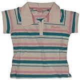 Girls Kids Reebok Short Sleeved Polo Neck T-Shirt Tee Top Sports Fitness Age