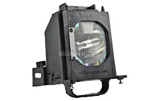 Mimotron Generic MITSUBISHI 915B403001 WD-60C9 / WD-65837 TV LAMP W/HOUSING (150 DAYS WARRANTY!)