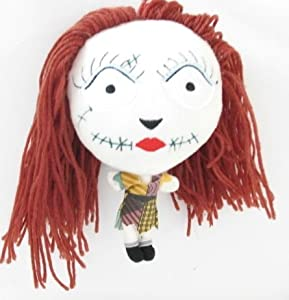Neca Nightmare Before Christmas Plush Sally inches  Keychain