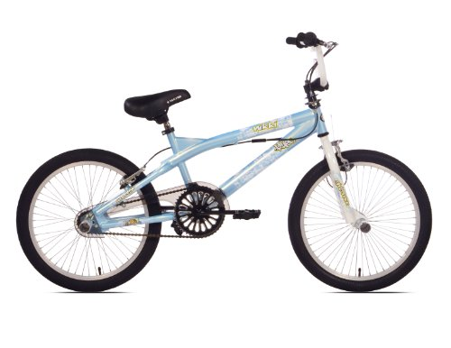 No Rules Nikki Girls' Freestyle Bike (20-Inch Wheels)