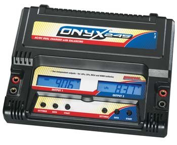 Duratrax Onyx 245 AC/DC Charger w/Balancing
