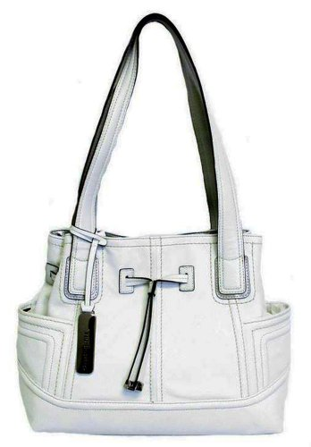 Tignanello Super Stitch Drawstring Shoulder Bag 114