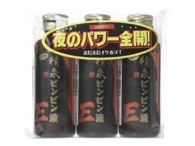 (ケース) 精泉ビンビン液E 50ml*3本