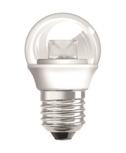 Osram 3.5W E27 Classic-P LED Bulb (Clear Yellow)