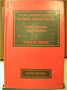 Policing practices and operations