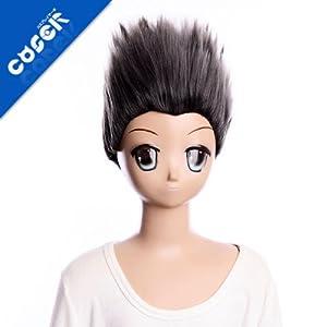 Hunter X Hunter Leorio PaladiKnight GH418 28cm 11inch 84g Lolita Wig Fashion Wig Cosplaywig Coserwig Anime Party Wig