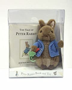 Download ebook Peter Rabbit Book and Toy (Potter)