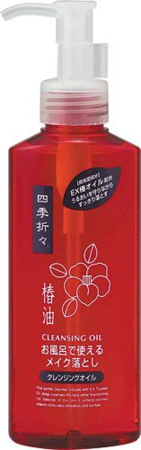 四季折々 椿油クレンジンググオイル 150ml