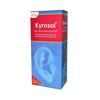 Squip Products - Kyrosol Ear Wax Removal Kit - 10 Packets