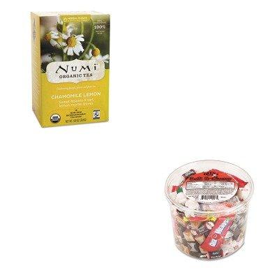 Kitnum10150Ofx00013 - Value Kit - Numi Organic Tea Organic Teas And Teasans (Num10150) And Office Snax Soft Amp;Amp; Chewy Mix (Ofx00013)