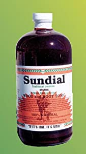 Sundial Wood Root Tonic 32 0z
