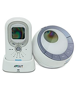 Philips AVENT DECT baby monitor SCD499