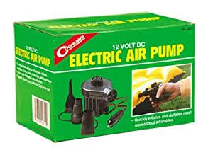 Buy Coghlans 0815 12-Volt Electric Air Pump by Coghlan's