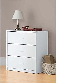 3-Drawer Mainstays Chest