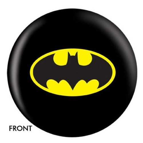 Batman Icon Version 1 Bowling Ball by DC Comics (10lbs)