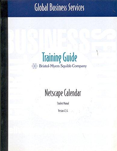 netscape-calendar-training-guide-in-englischer-sprache