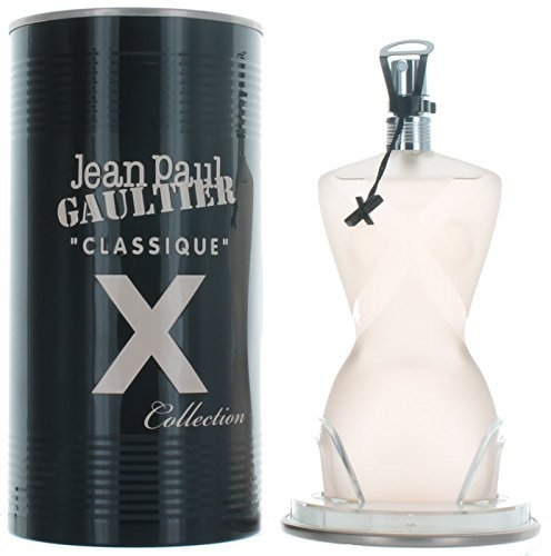 Jean Paul Gaultier X Collection Eau De Toilette Spray 100ml