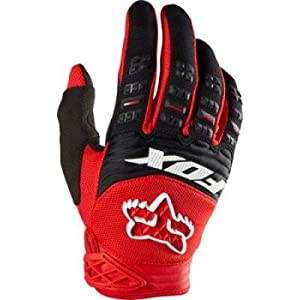 Fox Racing Dirtpaw Glove: Race Red; SM