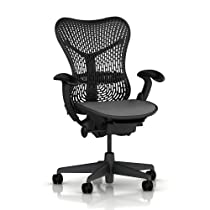 Hot Sale Mirra Chair by Herman Miller - Fully Featured - Graphite Frame - Graphite