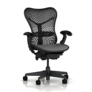 Amazon Com Mirra Chair By Herman Miller Fully Featured