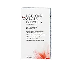 GNC Womens Hair Skin and Nails Tab 1x120