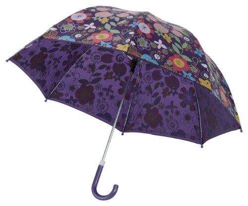 Playshoes Flowers Girl's Umbrella