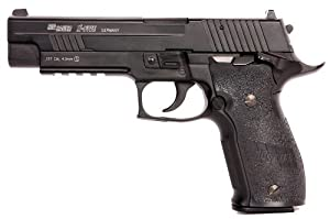 Sig Sauer P226 X-Five .177cal.- BAX System-Full Metal Body-Blow Back