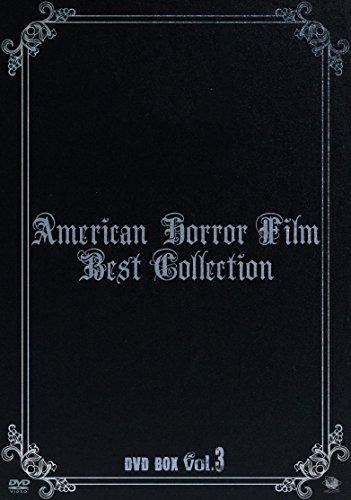 アメリカンホラーフイルム ベスト・コレクション DVD-BOX Vol.3