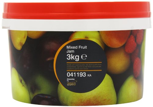 3663 Mixed Fruit Jam