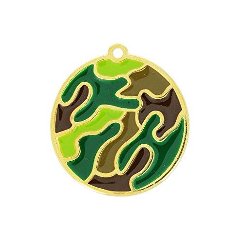 colgante-camuflaje-esmalte-epoxi-30-mm-verde-marron-dorado-x1