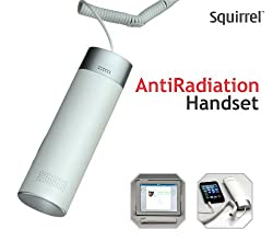 Squirrel Anti Radiation Headset (White)