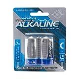 Doc Johnson Alkaline Batteries - 2 Pack C