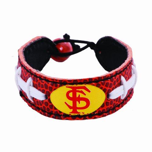 Florida State Seminoles Classic Football Bracelet