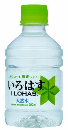 I LOHAS(い・ろ・は・す) 280ml×24本