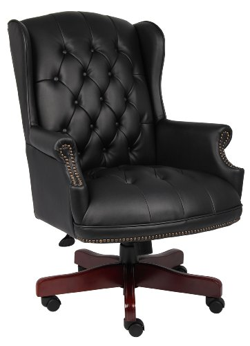 boss-wingback-traditional-chair-black