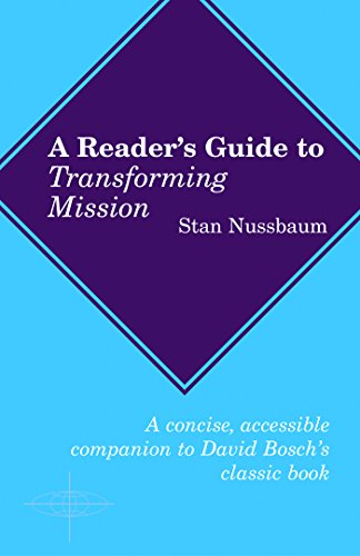 Book review on transforming mission