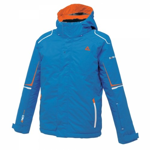 Dare2b Boy's Conundrum Jacket, 9-10, Hydro Blue