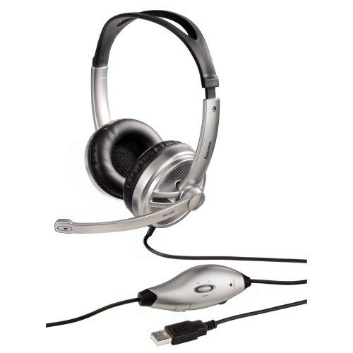 Hama PC Headset HS 440 schwarz Stereo