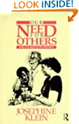 Our Needs for Others and Its Roots in Infancy