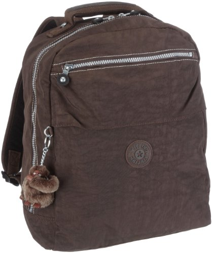 Kipling Unisex Child Zumra Backpack Expresso Brown K13573740 Medium