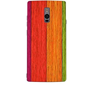 Skin4gadgets WOODEN PATTERN 5 Phone Skin for ONE PLUS TWO
