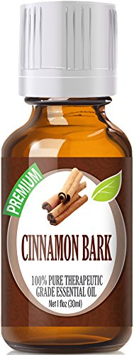 Cinnamon Bark (30ml) 100% Pure, Best Therapeutic Grade Essential Oil - 30ml / 1 (oz) Ounces