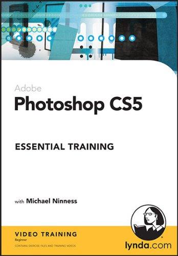 Lynda.com Photoshop CS5 Essential Training (PC/Mac)