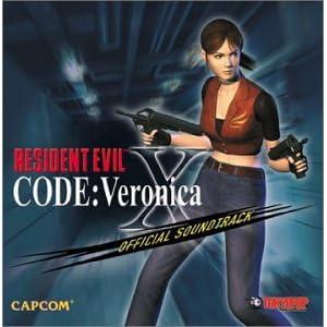 Resident Evil - Code: Veronica X [Soundtrack]