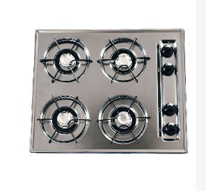 24-Gas-Cooktop-with-Electric-Ignition-in-Chrome