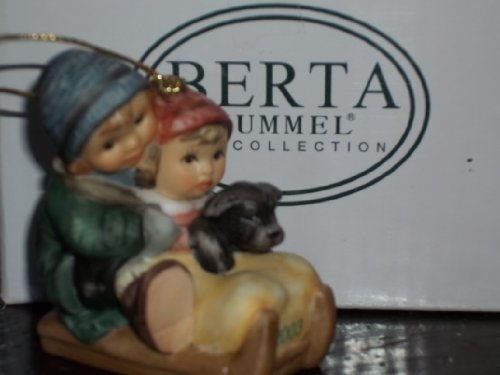 Berta Hummel-Away we go-ornament