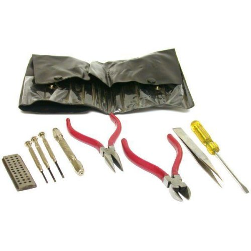 9pc Watch & Jewelry Tool Kit for Repair